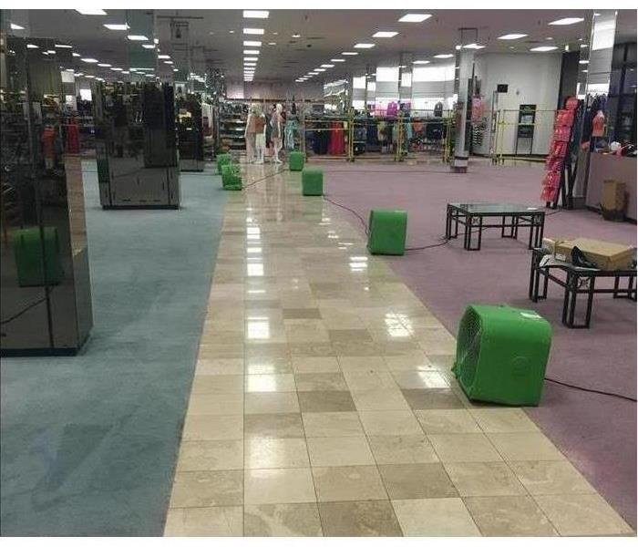 Department Store Flood
