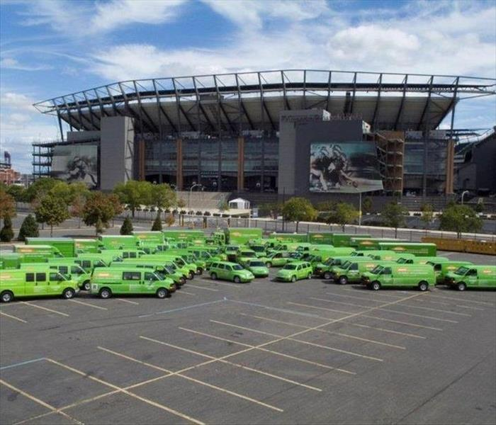The Linc / SERVPRO Fleet