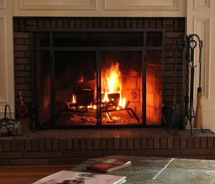 Fire Damage Heating Your Home