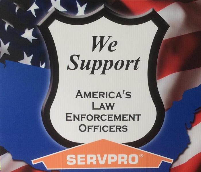 General SERVPRO Sponsors the 44th Biannual Pennsylvania Fraternal Order of Police Conference