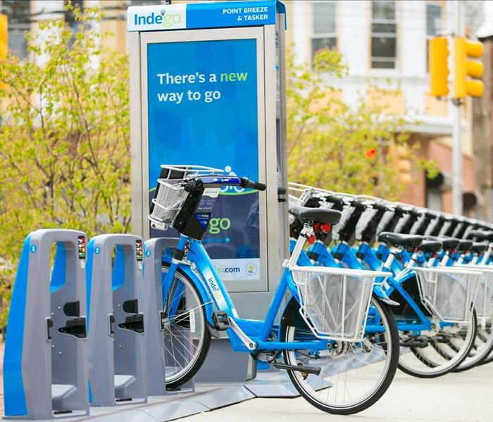 General Philadelphia IndeGo Bike Share Sees Increased Ridership After First Year